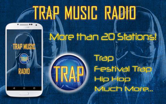 Trap Music Radio poster