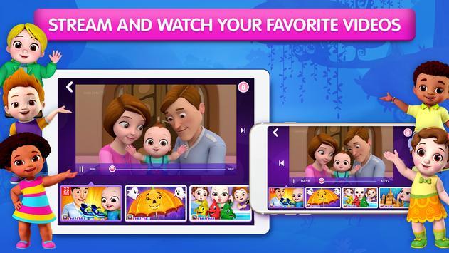 ChuChu TV LITE Best Nursery Rhymes Videos For Kids screenshot 1