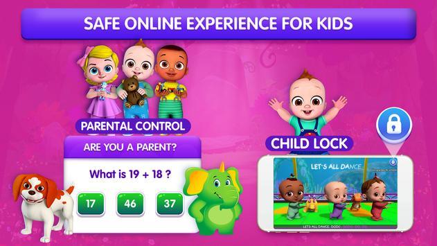 ChuChu TV LITE Best Nursery Rhymes Videos For Kids screenshot 6
