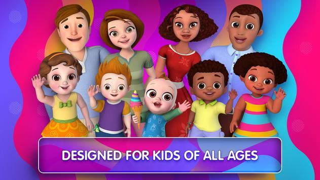 ChuChu TV LITE Best Nursery Rhymes Videos For Kids screenshot 7