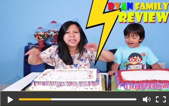RYAN FAMILY HD - Review Video screenshot 3