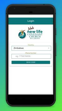 New Life Covenant Bulawayo poster