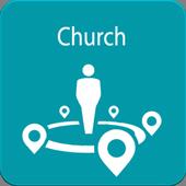 Nearby Near Me Church icon