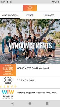 SSM Irvine North poster