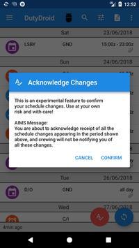 DutyDroid screenshot 4