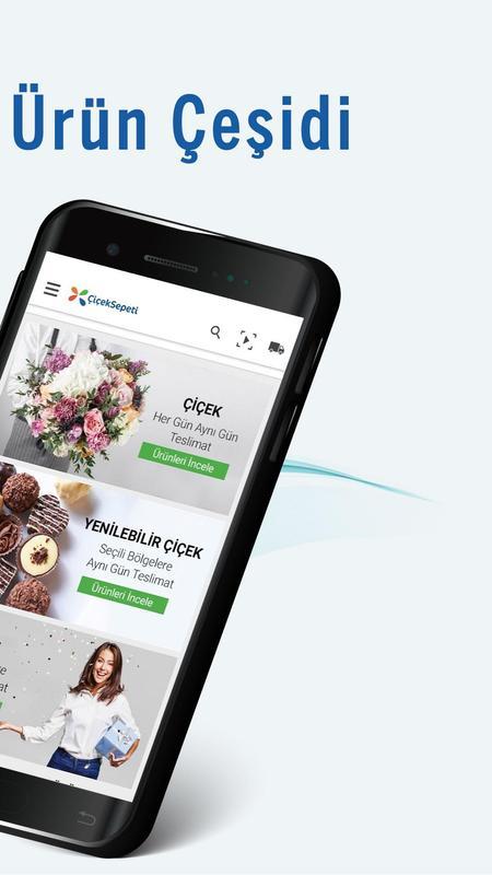 çiçek Sepeti Hediye çiçek Siparişi For Android Apk Download