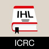 IHL – International Humanitarian Law ícone