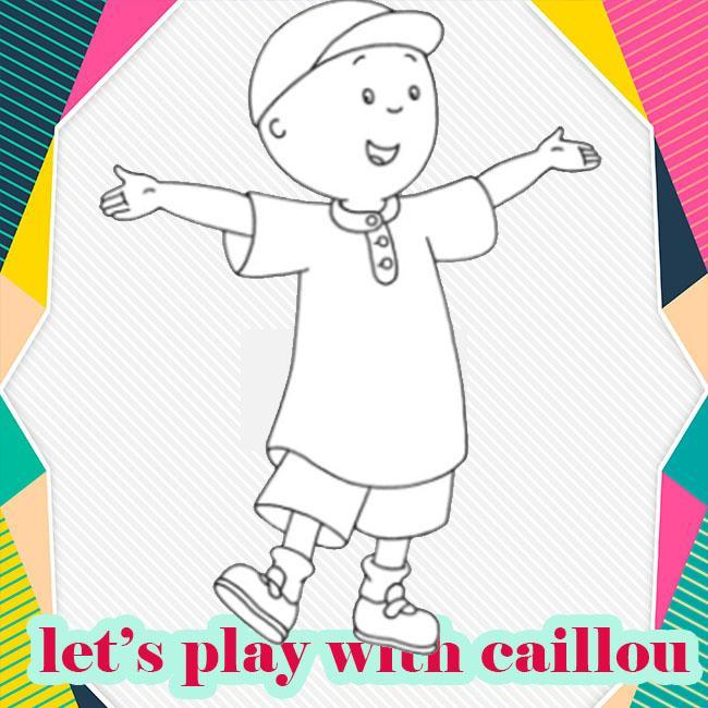 Caillou Coloring for Android - APK Download