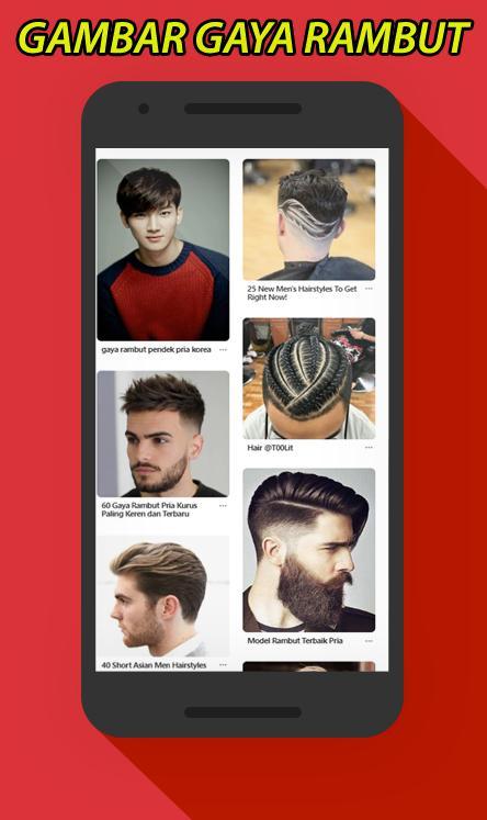 5700 Gambar Rambut Cowok Keren Terbaru Gratis