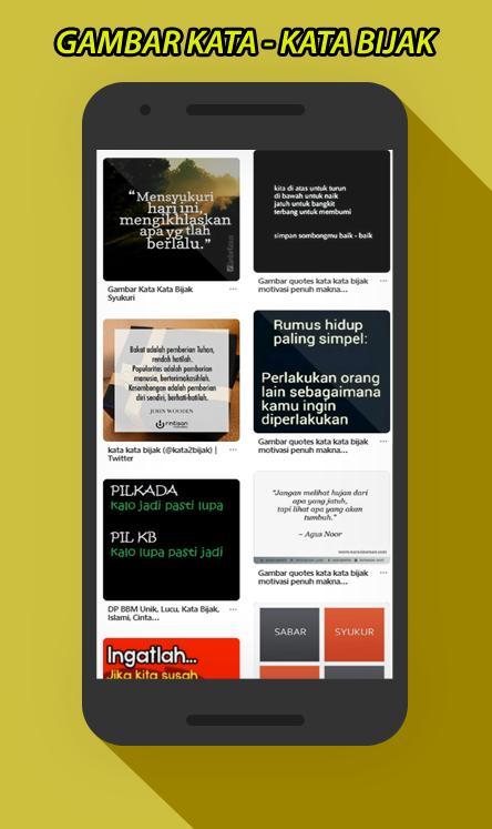Gambar Kata Kata Bijak For Android Apk Download