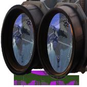 Military Binoculars icon