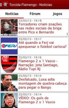 Torcida Flamengo - Notícias poster