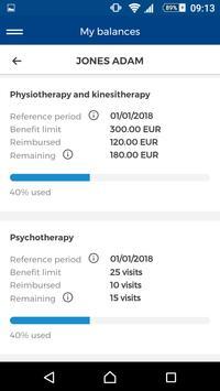 Cigna Health Benefits captura de pantalla 1