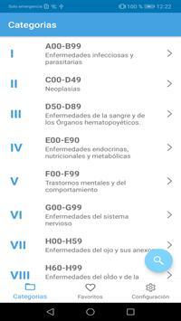 CIE10 captura de pantalla 3