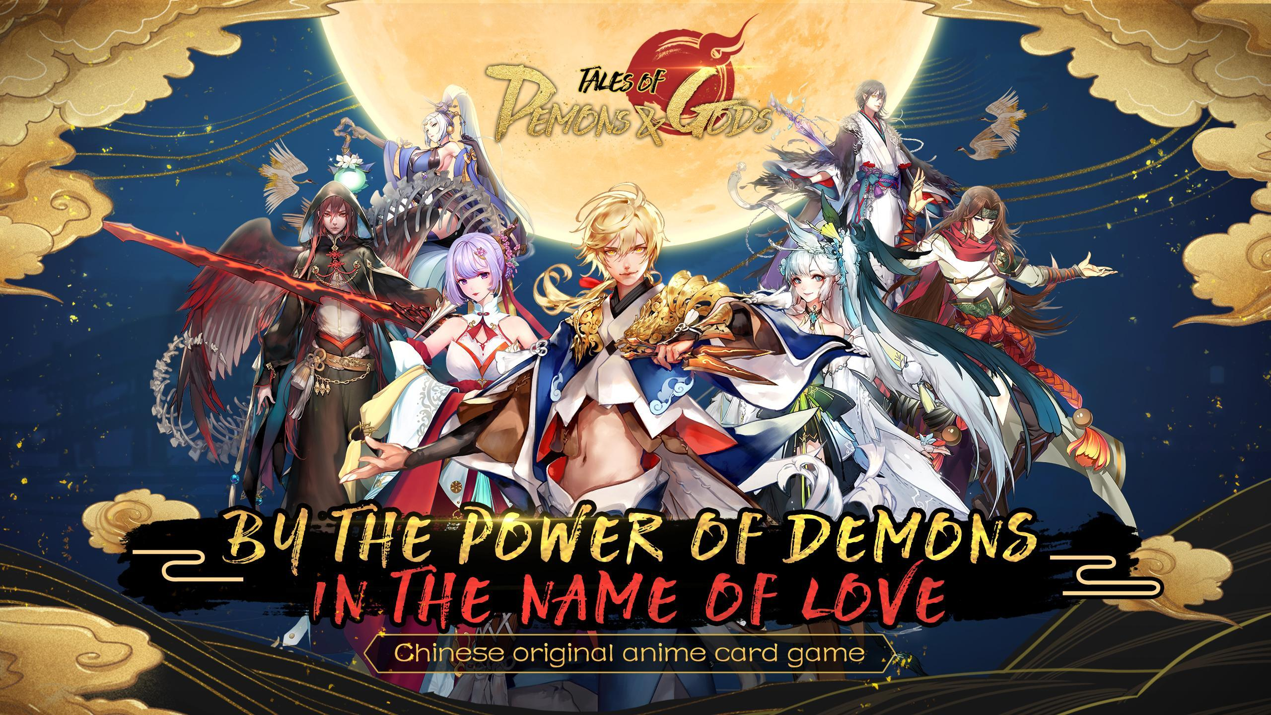 Tales Of Demons And Gods For Android Apk Download