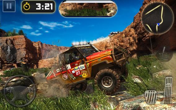 Offroad Drive : 4x4 Driving Game screenshot 5