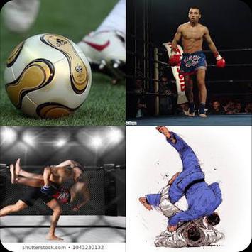 Ghiceste sportul poster