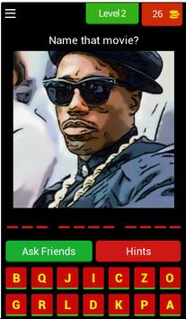Black Movie Guess Quiz screenshot 4