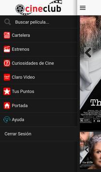 Cine Club screenshot 2