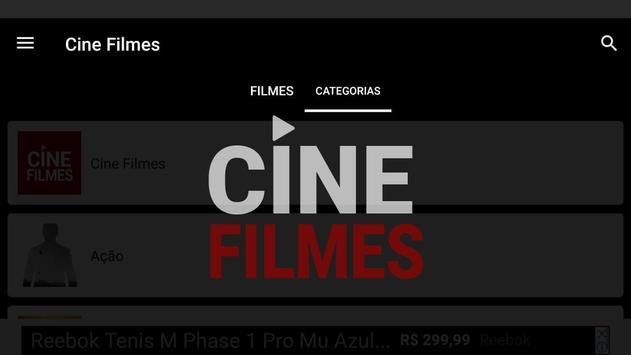 Cine Filmes imagem de tela 4