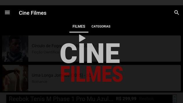 Cine Filmes imagem de tela 3