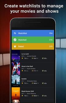 CineTrak Ekran Görüntüsü 1