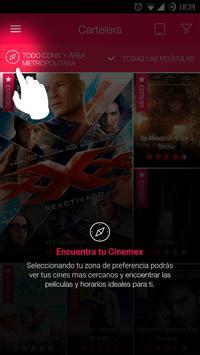 Cinemex screenshot 14
