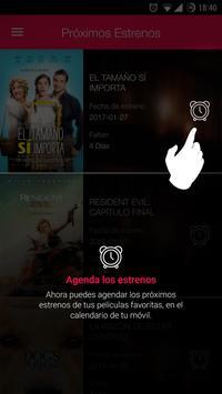 Cinemex screenshot 10