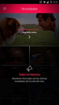 Cinemex Screenshot 11