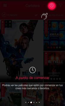 Cinemex screenshot 2