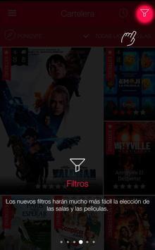 Cinemex Screenshot 3