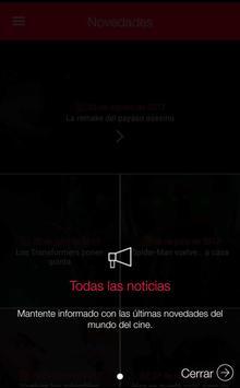 Cinemex screenshot 5