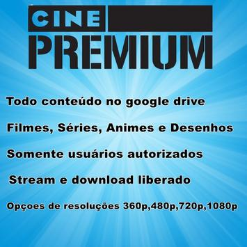 Cine Premium plakat
