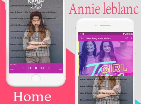 Annie LeBlanc Full Song and lyrics poster