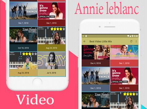 Annie LeBlanc Full Song and lyrics screenshot 1
