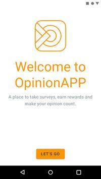 OpinionAPP 海報