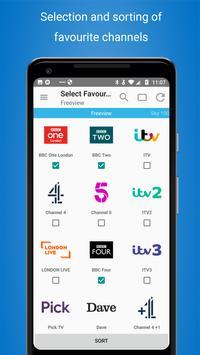 TV Listings Guide UK - Cisana TV+ screenshot 5