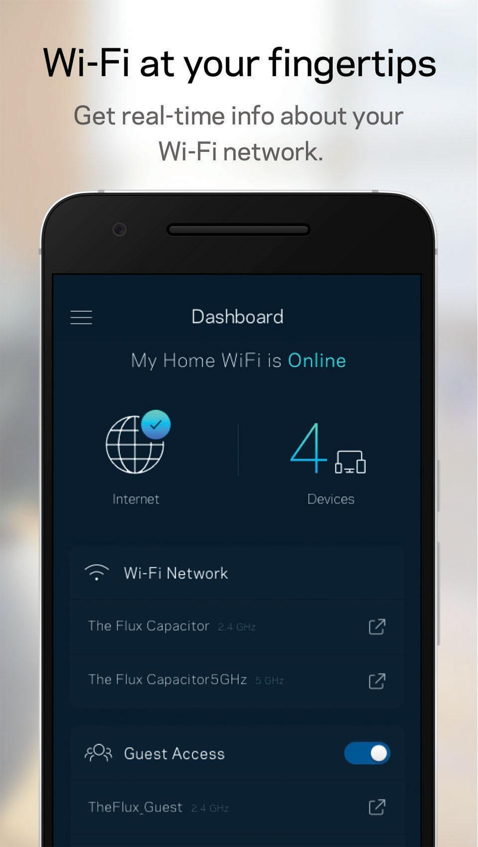 Linksys for Android - APK Download