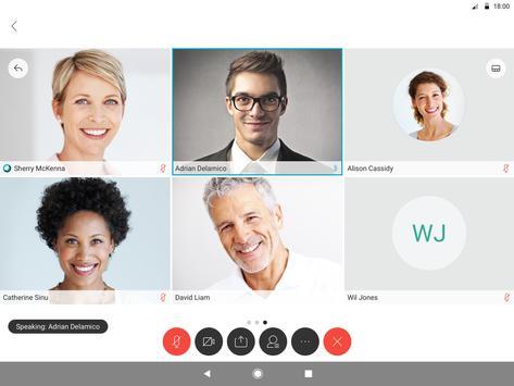 Cisco Webex Meetings screenshot 7