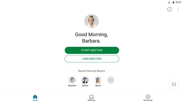 Cisco Webex Meetings7