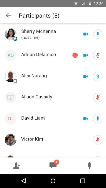 Cisco Webex Meetings for Android - APK Download