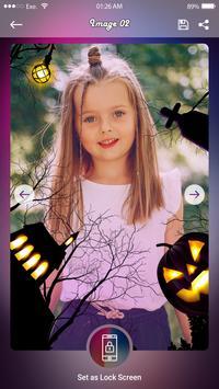 Halloween Lock Screens poster