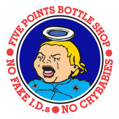 Five Points Bottle icon