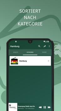 Hamburg 📻 AM FM Online Radiosenders - 🇩🇪 screenshot 4