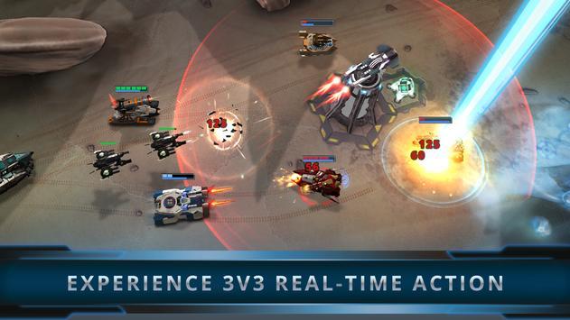 Panzer League screenshot 6