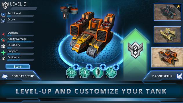 Panzer League screenshot 8