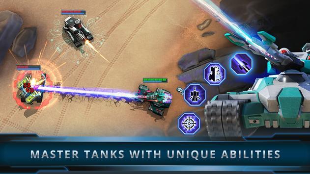 Panzer League screenshot 1