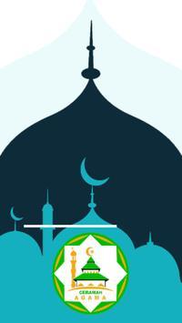 Ceramah Islami KH Zainuddin MZ Full poster