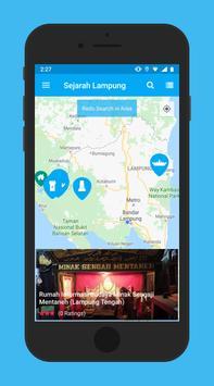 Peta Sejarah Lampung screenshot 5
