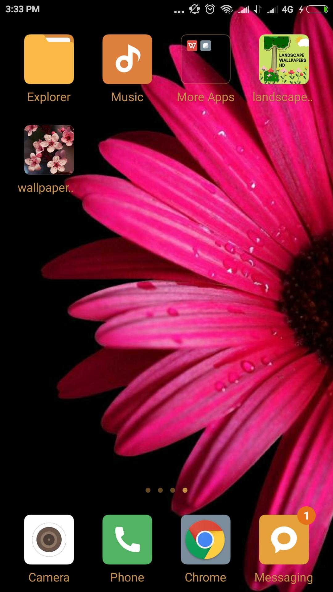 Wallpaper Hd Nature Flower For Android Apk Download